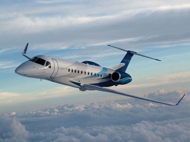 Embraer Legacy aircraft