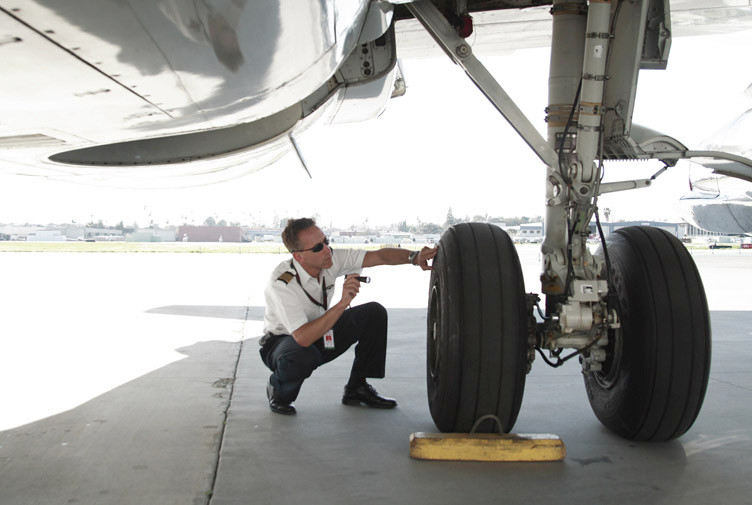 Private jet travel safety