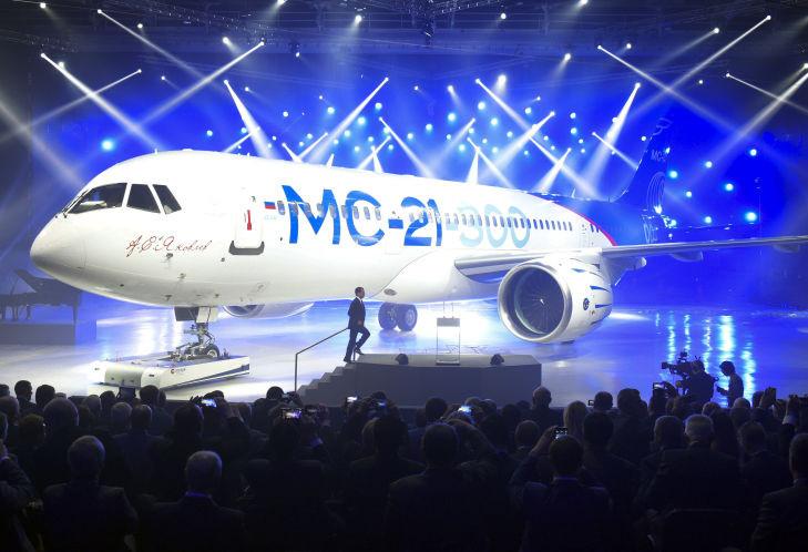 MC-21 Aircraft