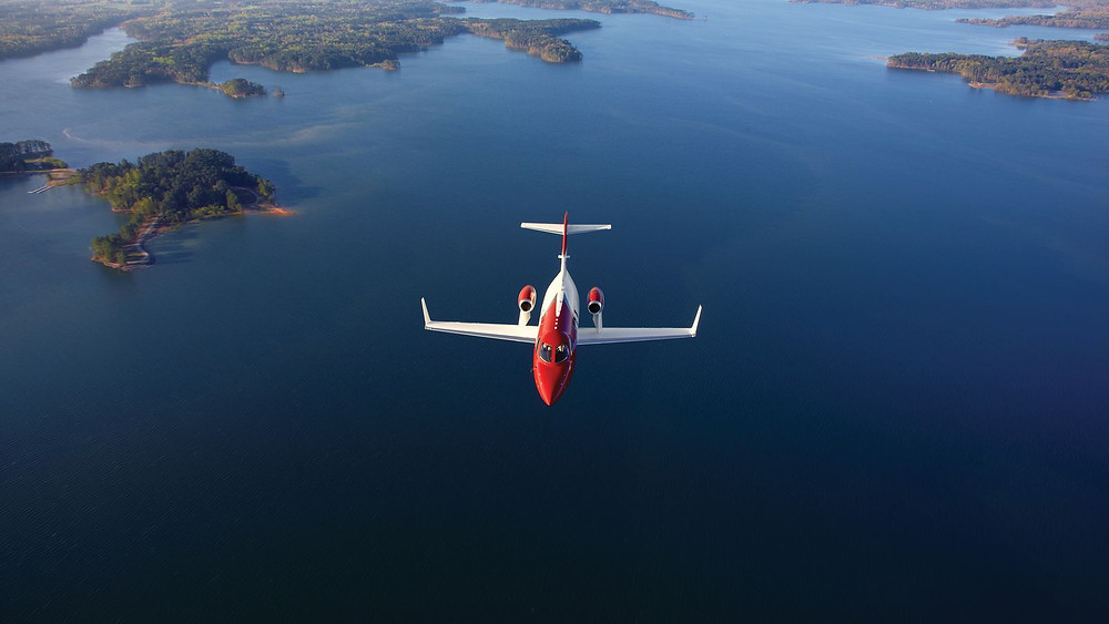 FAA approves HondaJet for production