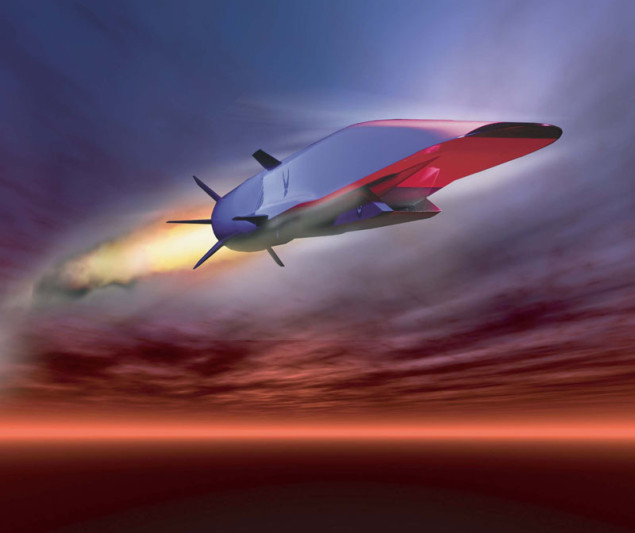 Hypersonic jets