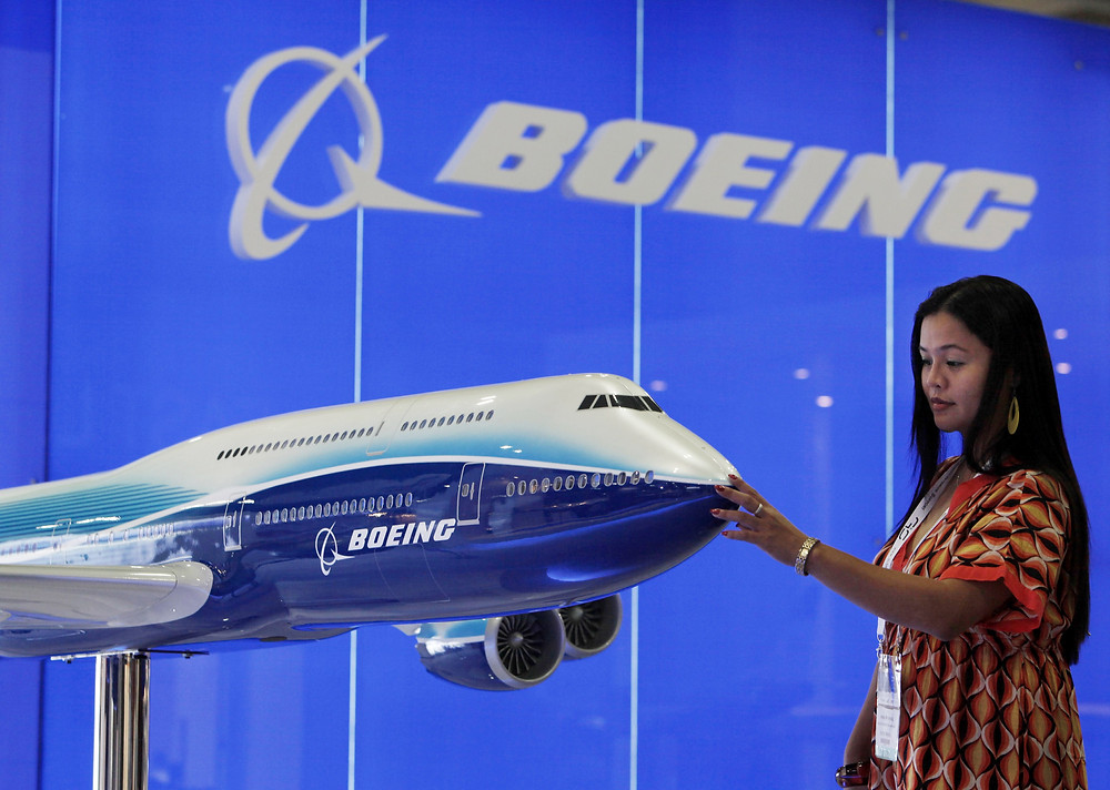 Boeing Beats Airbus on 1st-Quarter Orders and Deliveries