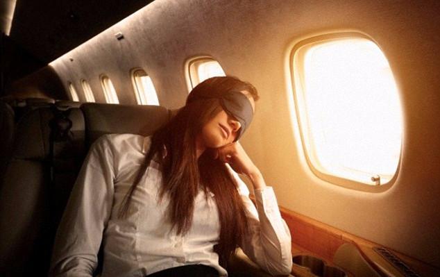 jet lag reduction
