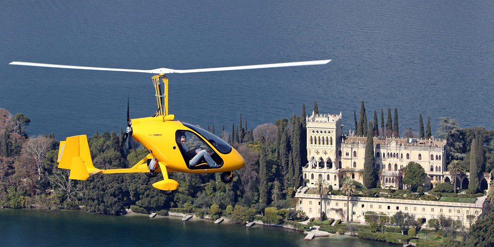 What is a gyro copter?