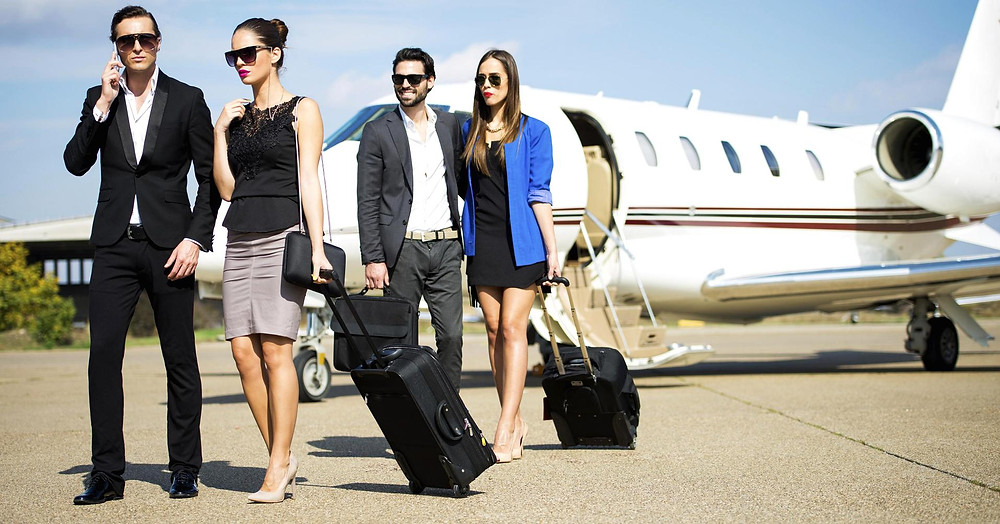 hire a private jet