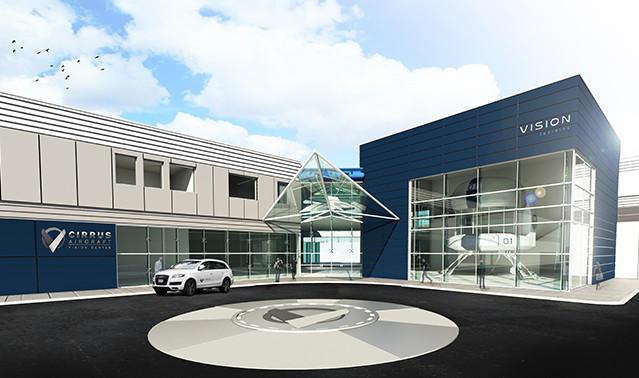 Cirrus Vision Center