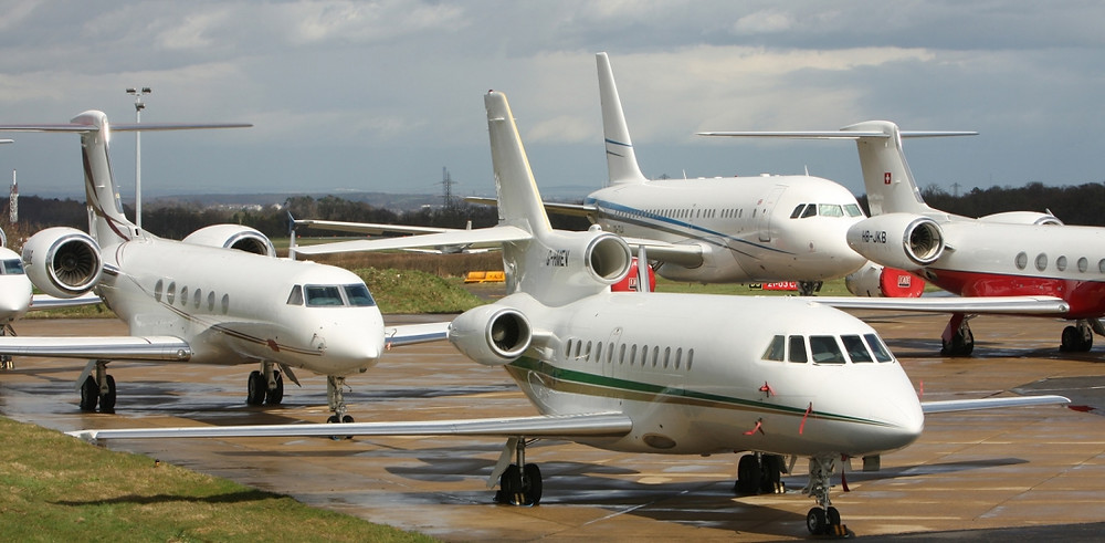 demand for business aviation in India to increase