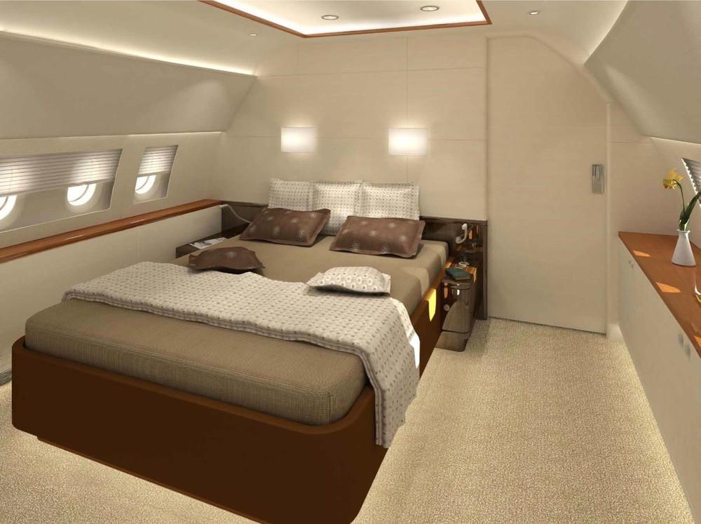 Airbus A319 Corporate Jetliner
