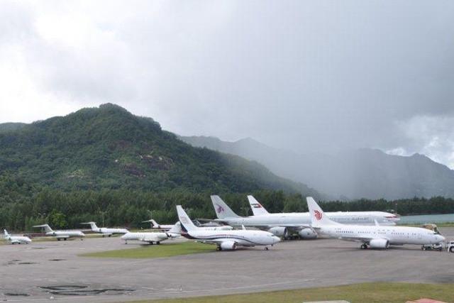 Seychelles private jet charter