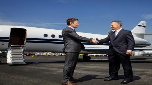 How an Escrow Company Assists in an Aircraft Sale