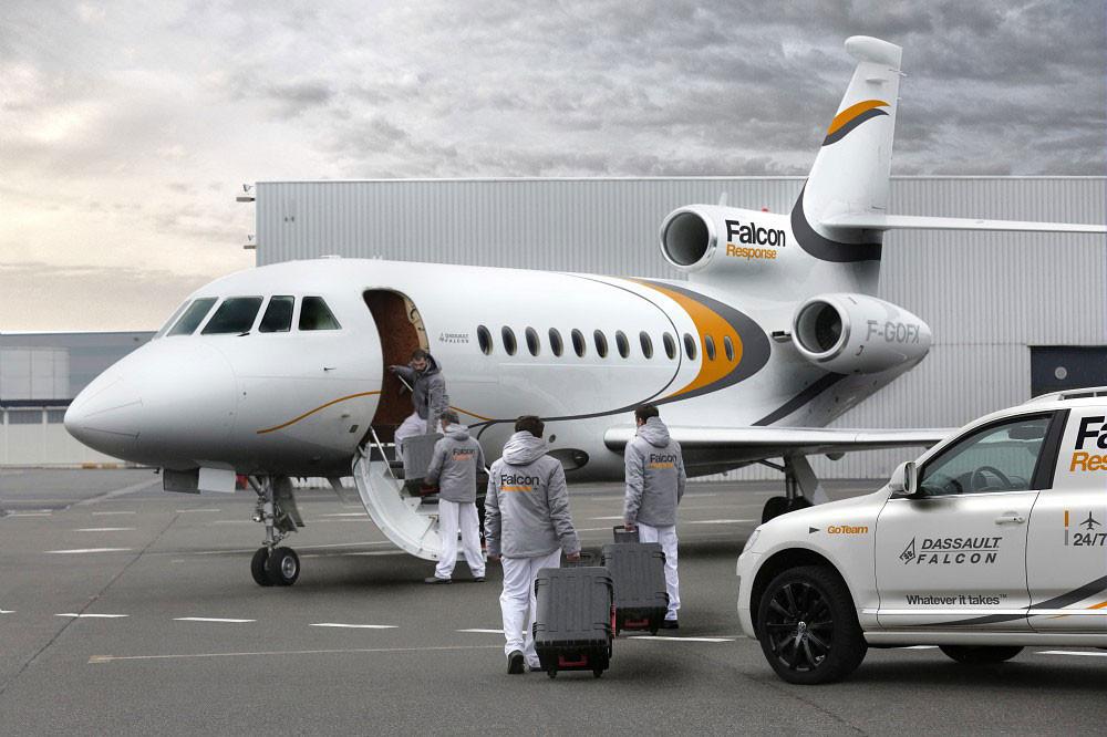 Dassault pilot operator support services