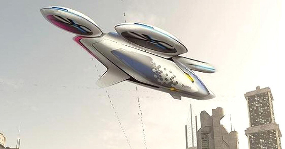 Airbus to Build Autonomous Flying Taxis