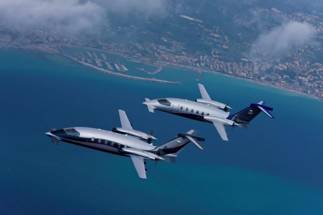 piaggio begins avanti evo deliveries | amaka global airways