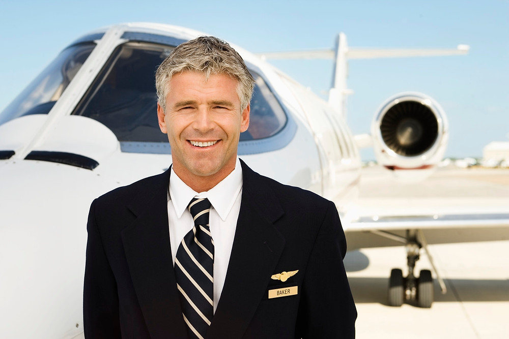 Pilot In Business Aviation