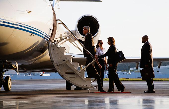 Business Jet Travel