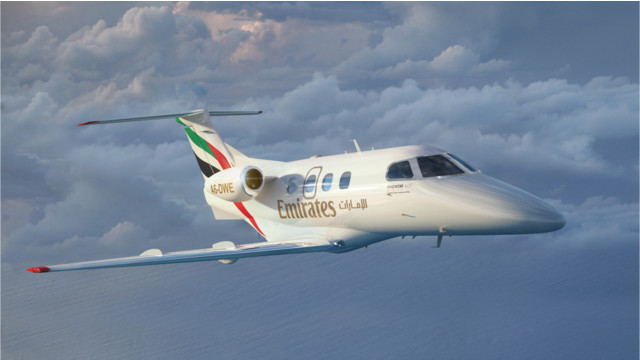Emirates Flight Training Academy sign agreement with Cirrus and Embraer