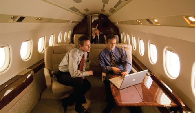 hire private jet