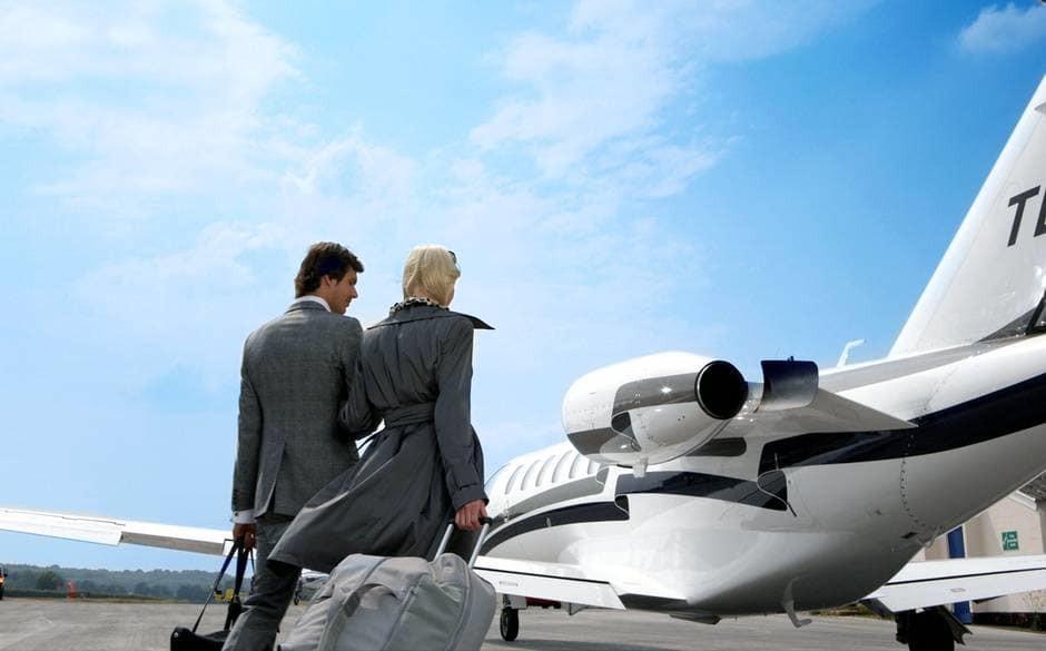 Popular Private Jet Destinations