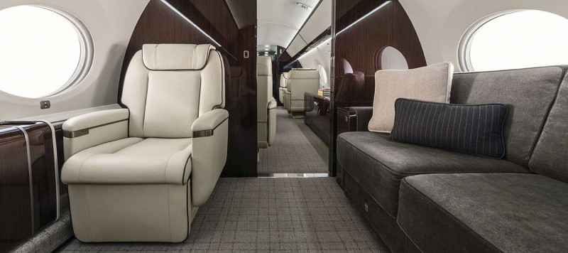 Demand For The $65 Million Gulfstream Personal Jets Soar High