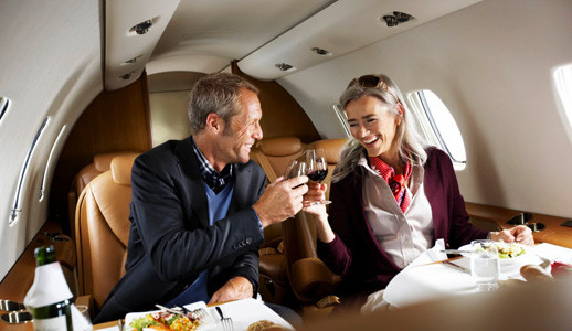 Considertaions for First Time Business Jet Passengers