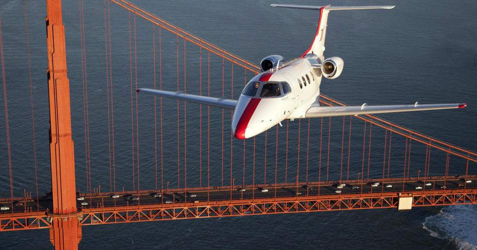 luxury private jet charter