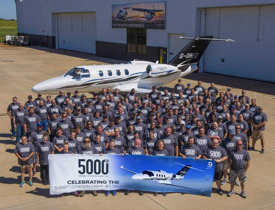 Cessna Aircraft Company