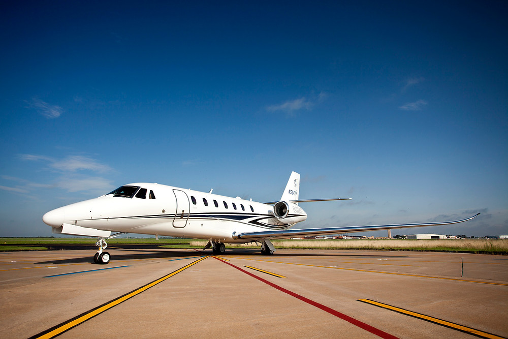 The Citation Sovereign