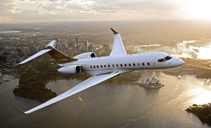 The Bombardier Global 6000 aircraft was created to accommodate the needs of the most sophisticated and discerning travellers