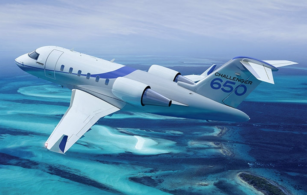 Challenger 650 receives EASA certification