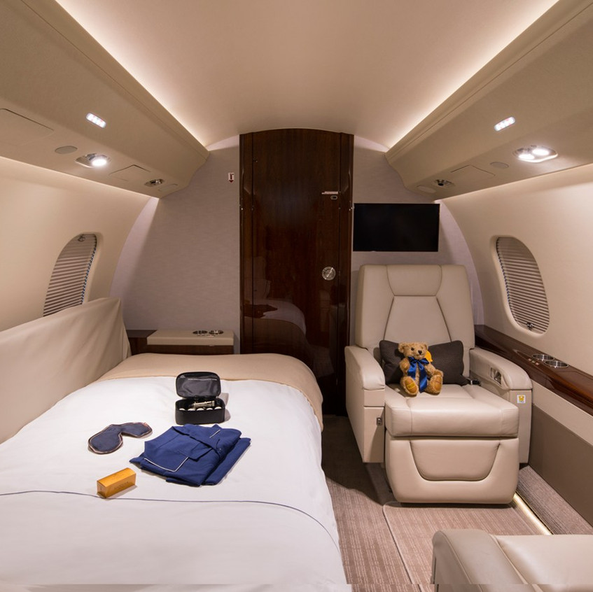 The Global 6000  bed