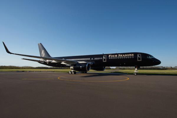 four seasons private jet jobs