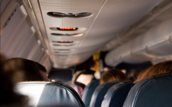 Why Planes Dim Their Lights When Landing