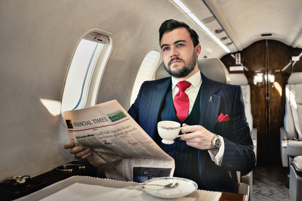 Private aviation business is expected to be worth about $10 billion over the next decade in the Middle East