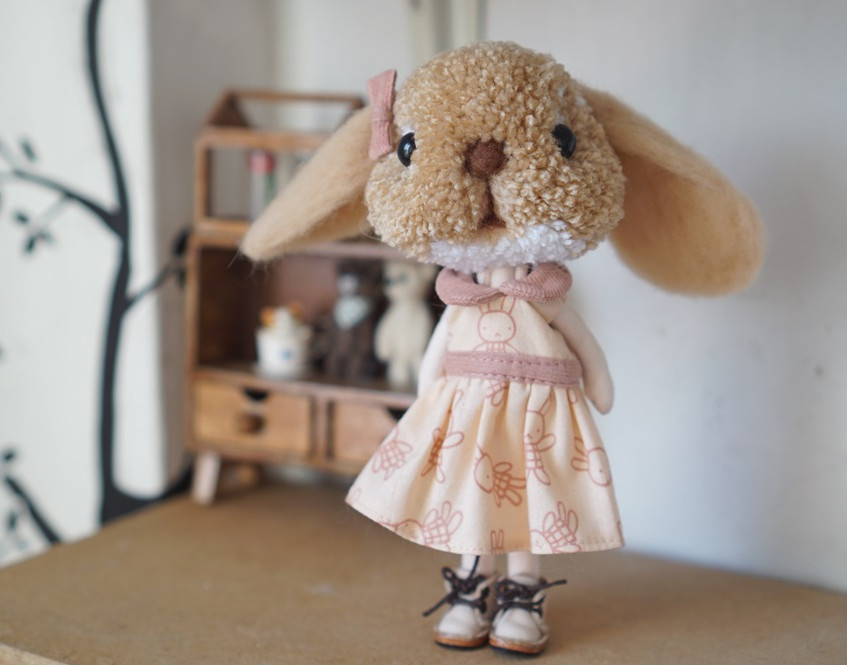 doll from the past