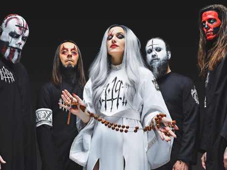 """LACUNA COIL ANNOUNCED THEIR NEW LIVE ALBUM & RELEASED """"BAD THINGS"""""""