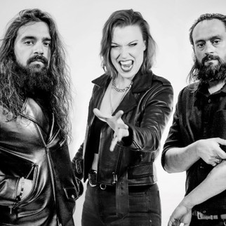 """THE PICTUREBOOKS RELEASED """"REBEL"""" FEATURING LZZY HALE OF HALESTORM AND ANNOUNCE THEIR NEW ALBUM !!!"""