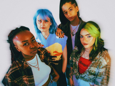 New band alert! Uninvited released their debut single : 'Tomboy'