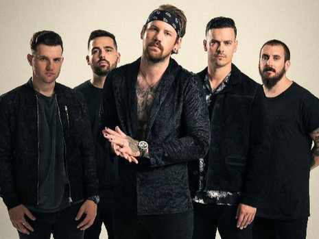 """BEARTOOTH RELEASED THEIR NEW SINGLE """"FED UP"""" !"""