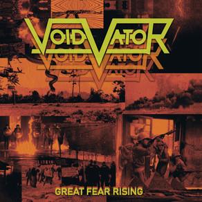 """Le trio heavy metal VOID VATOR explose tout sur son passage avec le single """"Great Fear Rising"""""""