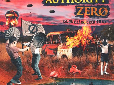 Authority Zero releasing their studio LP 'Ollie Ollie Oxen Free' on June 18th !