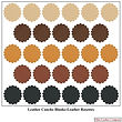 Leather Concho Blanks - Leather Rosette Blanks - Ohio Leather Company-1.jpg