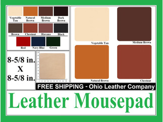 Leather Mousepads for Sale at Etsy & Ohi