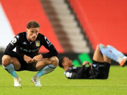 Aston Villa não contará com seu elenco principal na FA Cup