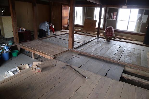 第3回 鍵山様邸改修