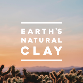 Earth's Natural Clay