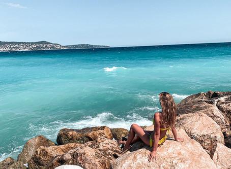 Road trip - Azurové pobřeží 1. část