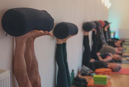 Yin Yoga beginners norwich