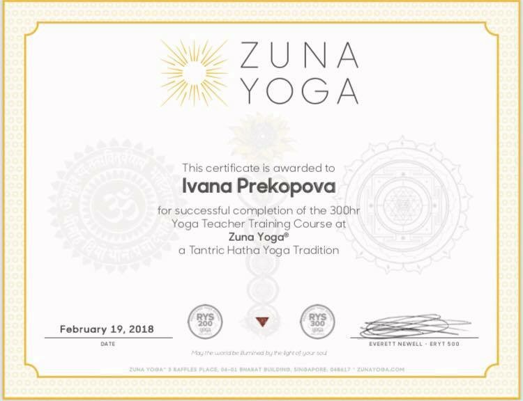 300hours Yoga teacher training