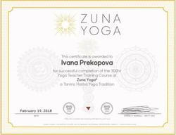 300hours Yoga teacher training