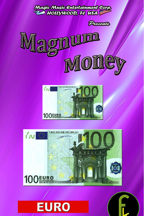 MAGNUM MONEY - EURO